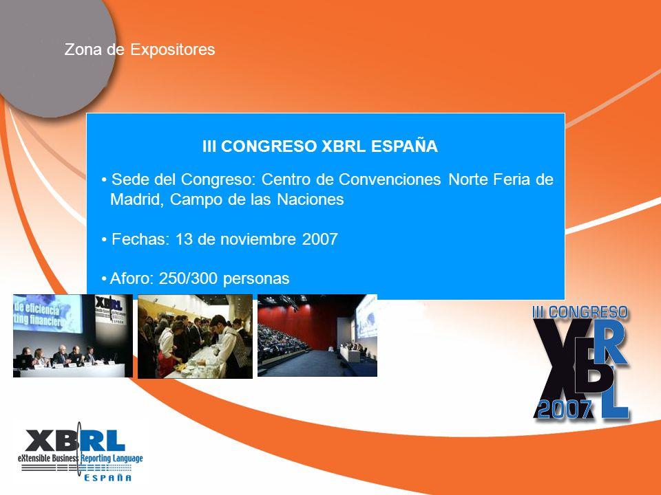 Zona de Expositores HORARIO DE ATENCIÓN EN LA ZONA DE EXPOSICIÓN Desde las 09:30 h.