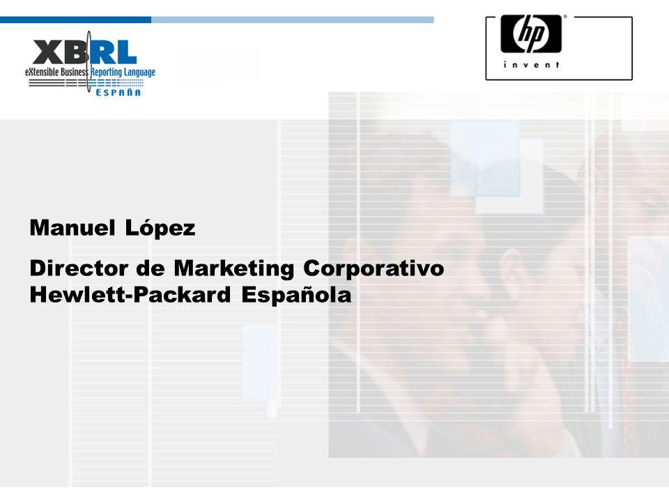 Propuesta de Valor de Hewlett-Packard Innovación fiable a precios competitivos, entregada con una experiencia de cliente única e incomparable.
