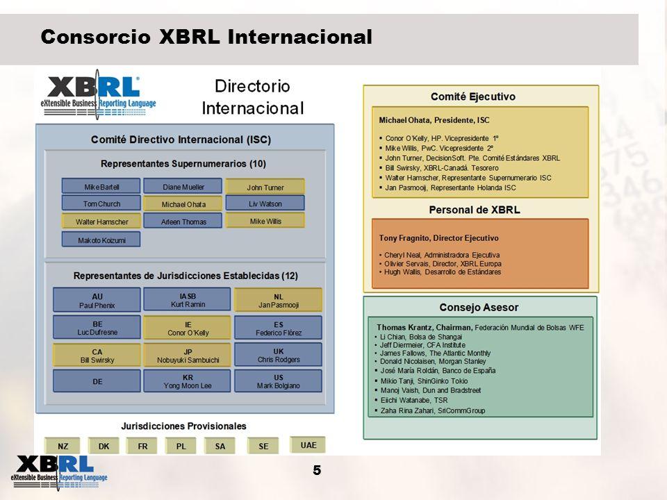 5 Consorcio XBRL Internacional