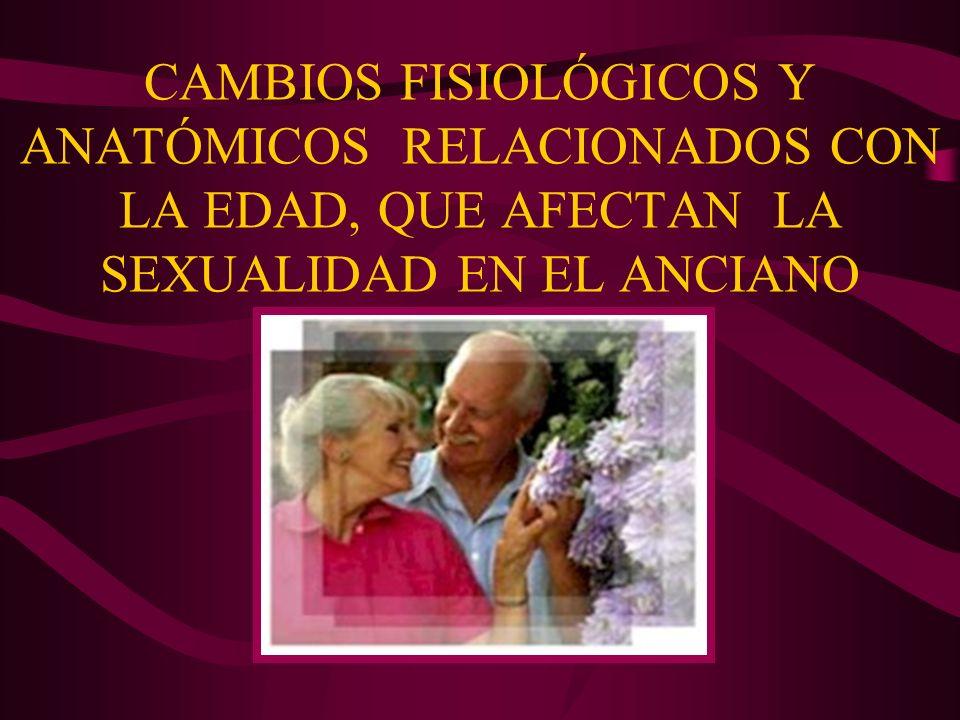 Los efectos generales de la enfermedad (cansancio, fatiga, dolor, depresión) afectan la función sexual.