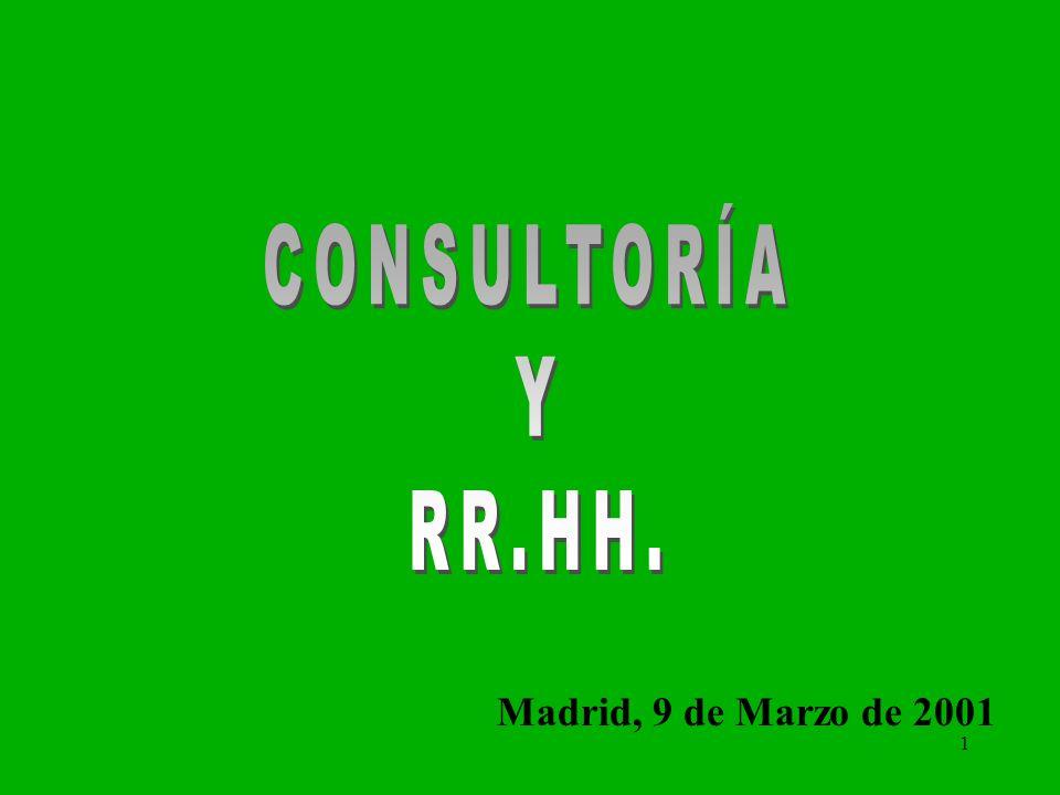 1 Madrid, 9 de Marzo de 2001