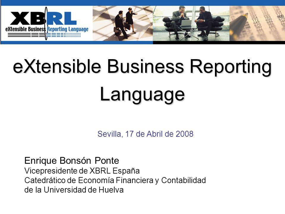 1 2 3 4 Agenda Taxonomías XBRL Conclusiones XBRL XML