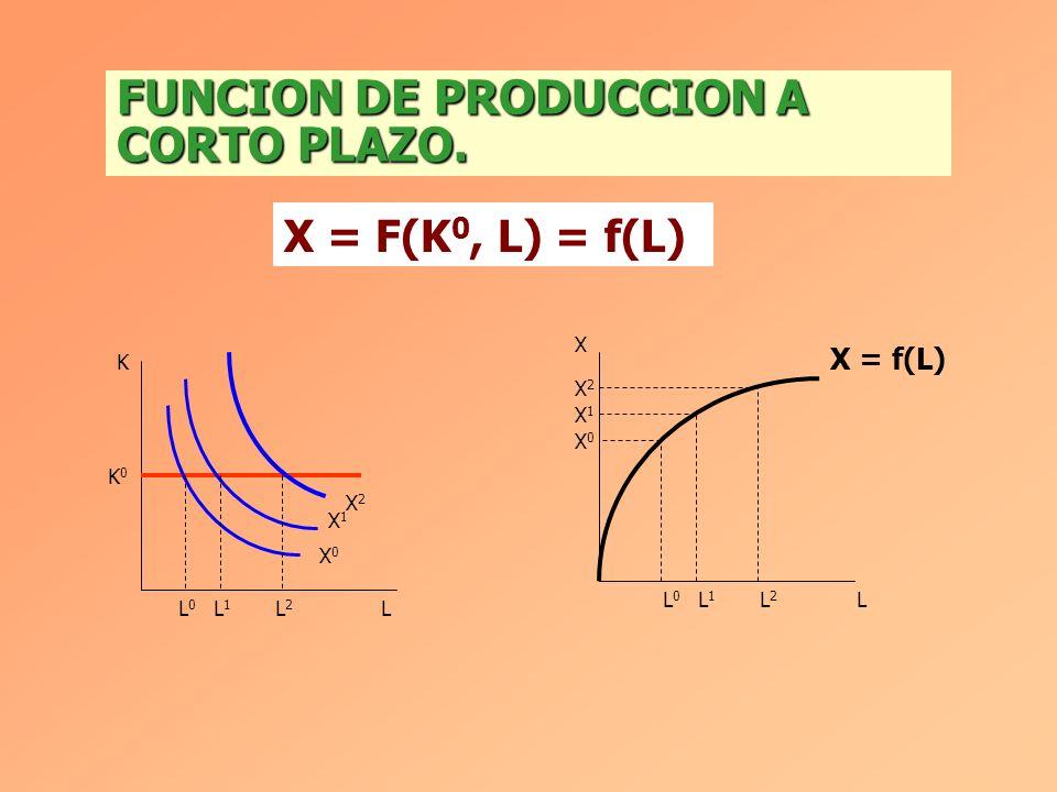 TECNOLOGÍA A CORTO PLAZO. Resumen. I.Función de Producción a corto plazo. II.Productividades. III.Ley de Rendimientos Decrecientes. IV.Relación entre