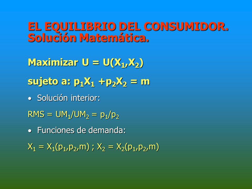 LECCION 3. LA ELECCIÓN DEL CONSUMIDOR José L. Calvo