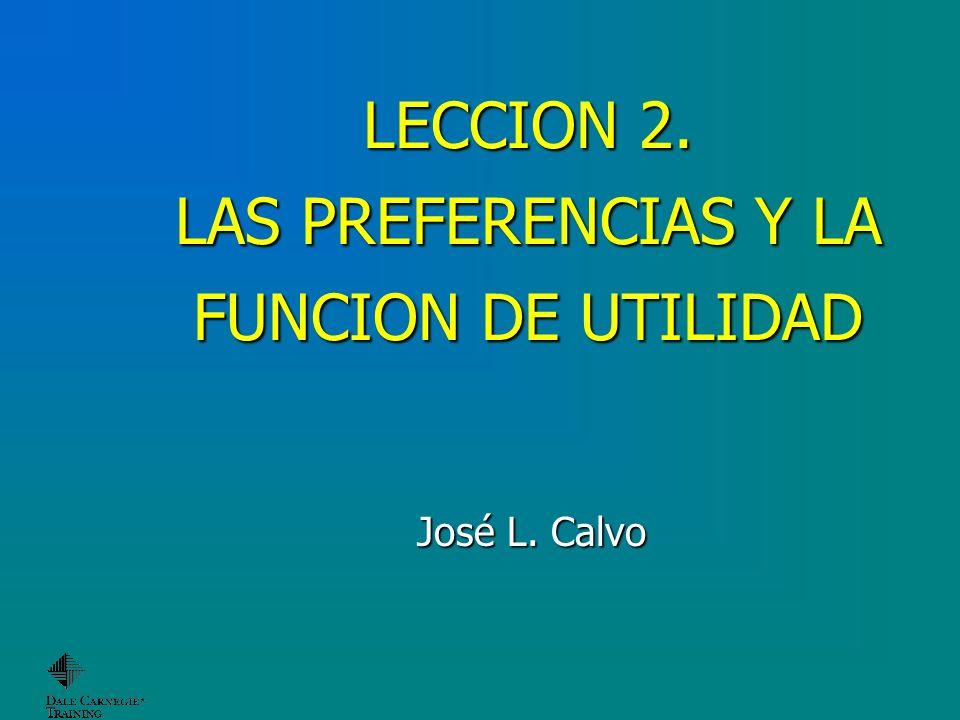 Preferencias Regulares.Función de Utilidad monótona.Función de Utilidad monótona.