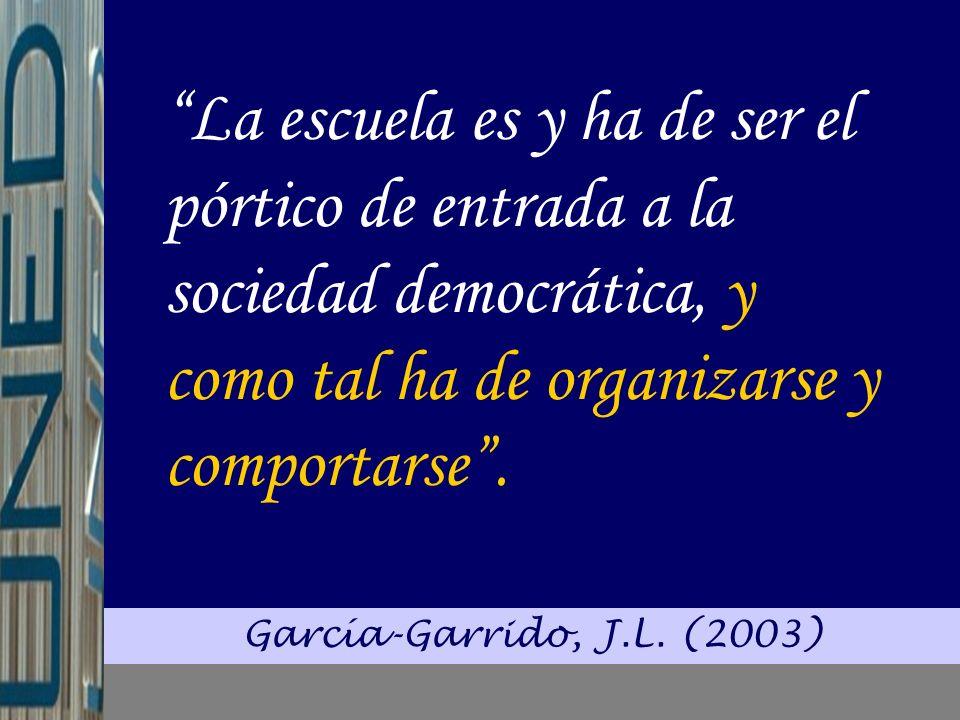 Gallego, D. y Gallego, M.J. (2004) Mientras los alumnos están en la escuela es labor del docente asumir su educación emocional, sobre todo porque en l