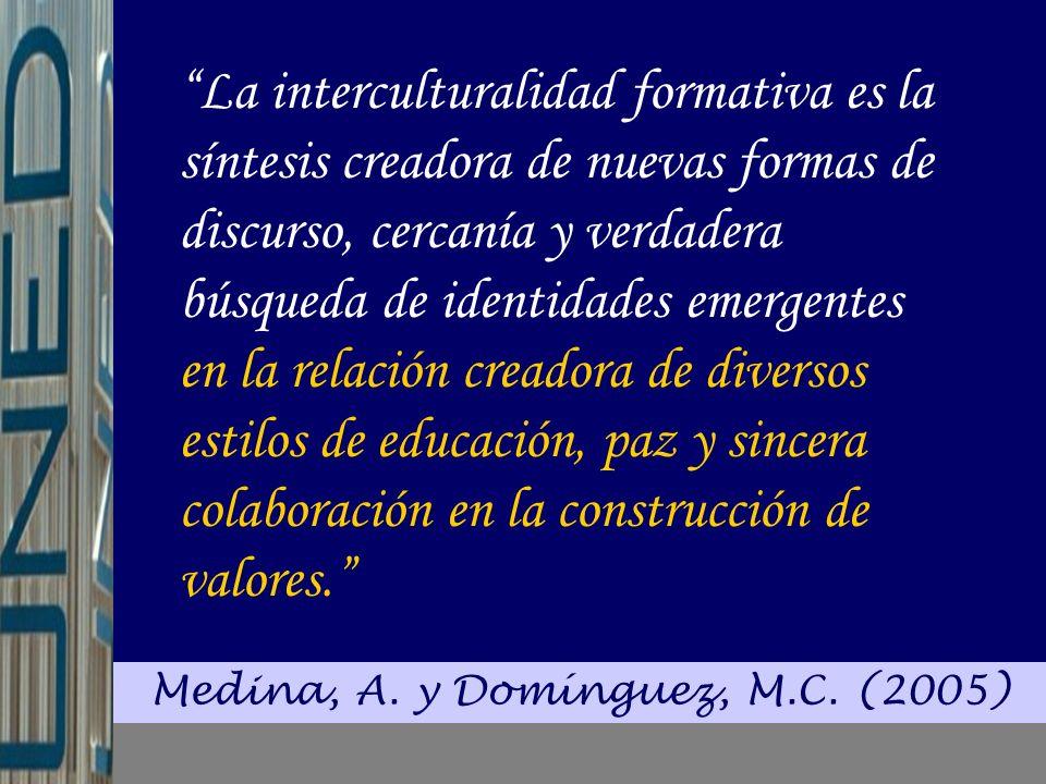 Medina, A.y Domínguez, M.C.