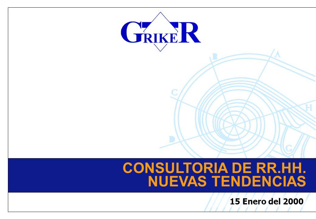 GRIKER OUTSOURCING DE EMPRESAS PAPEL DE LA CONSULTORIA DE RR.HH.