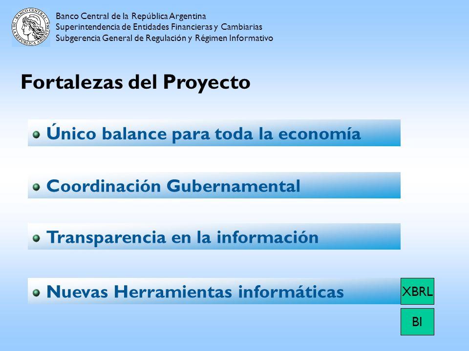 Banco Central de la República Argentina Superintendencia de Entidades Financieras y Cambiarias Subgerencia General de Regulación y Régimen Informativo ¿Cómo funcionará la Central de Balances?