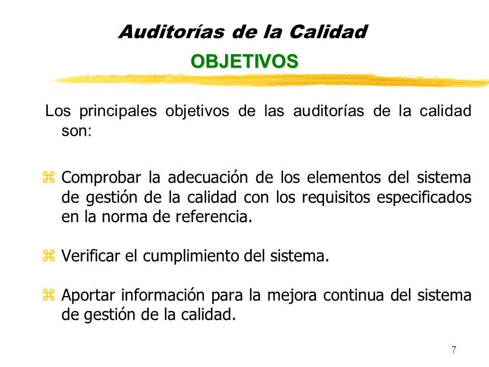 18 ylas observaciones de la auditoría deben documentarse de forma clara y precisa y soportadas en evidencias.