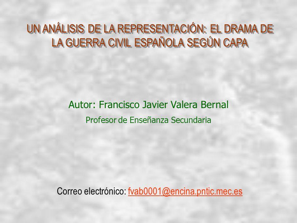 Francisco Javier Valera Bernal 1999 1999