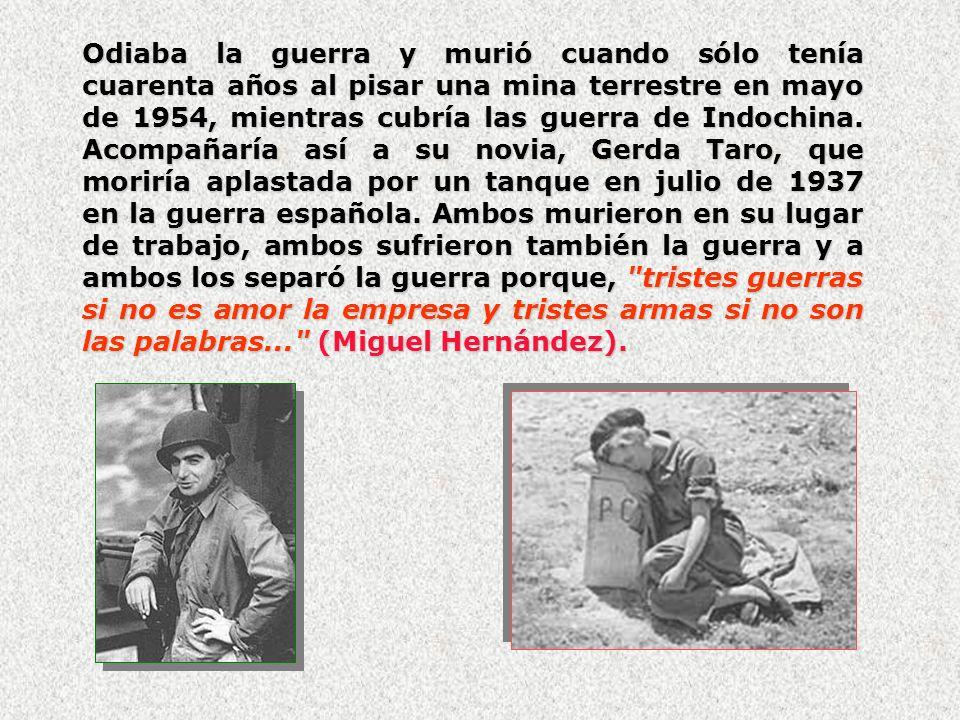 Defiende los postulados de izquierda de la República española, pero desde una perspectiva humanitaria, solidaria y realista. Sus representaciones desp