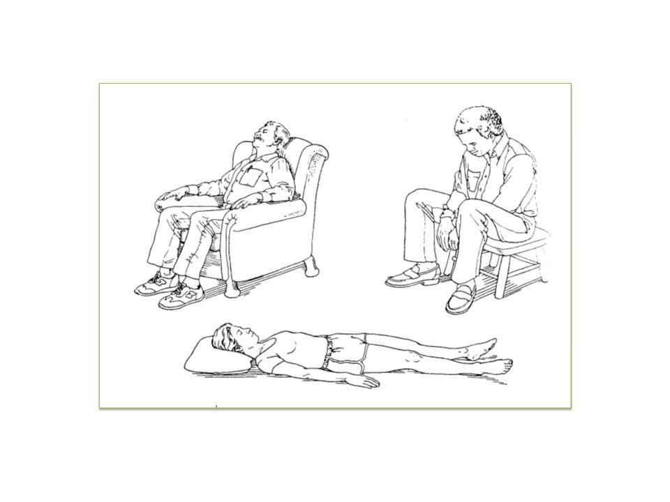 BENEFICIOS Reduce la ansiedad y la fatiga Modifica las reacciones al dolor Aumenta la resistencia al estrés Reduce o elimina los trastornos del sueño Debe consultarse al médico para comprobar que es adecuada