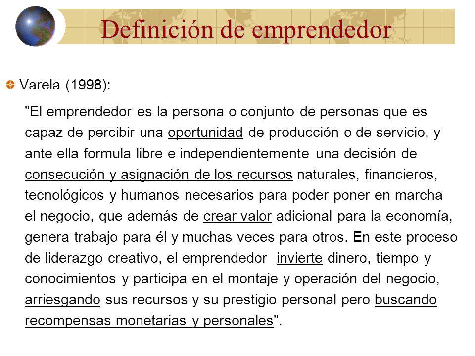 Autoeficacia emprendedora (3) Emprendedores españoles Se consideranán más capaces que el resto de los grupos, con puntuaciones superiores a 3.1.
