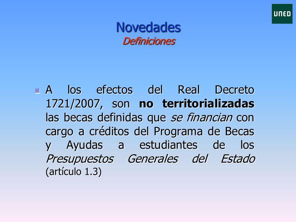 Novedades Solicitud Quienes soliciten beca deberán cumplimentar el modelo de solicitud que aparece en la página Web www.mepsyd.es/becas.