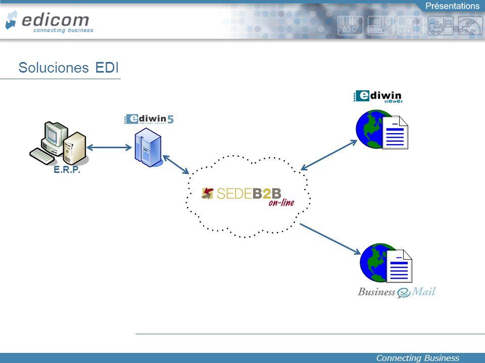 Connecting Business E.R.P. Soluciones EDI
