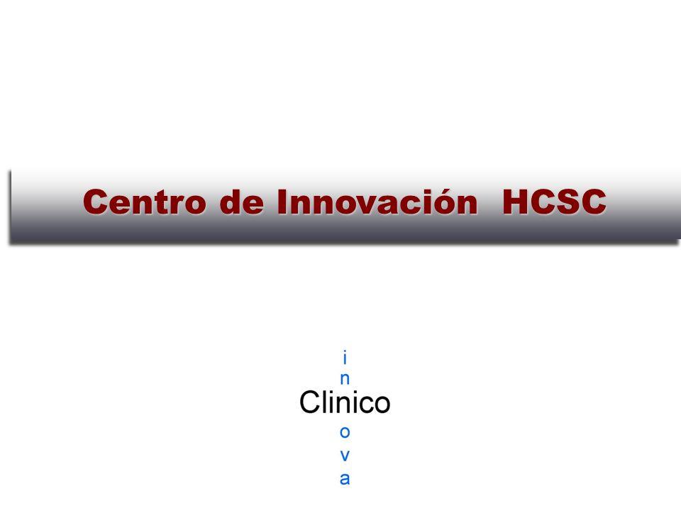 Centro de Innovación HCSC