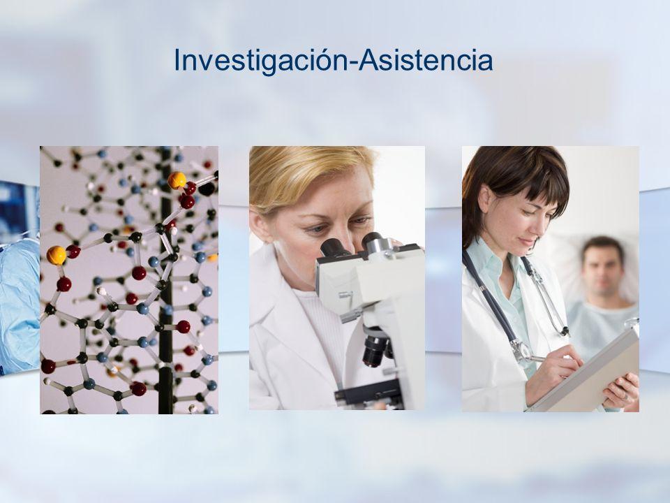 Investigación-Asistencia