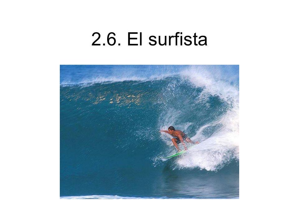 2.6. El surfista