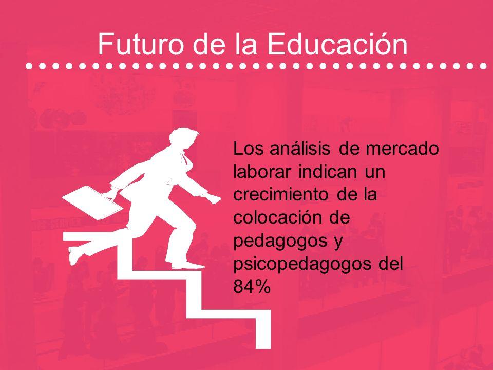 Futuro de la Educación Administración Pública Jefe de Sección de Innovación educativa y promoción educativa Jefe de Unidad Técnica de Diseño y desarro