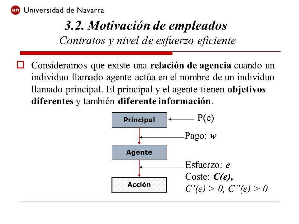 Consideramos que existe una relación de agencia cuando un individuo llamado agente actúa en el nombre de un individuo llamado principal.