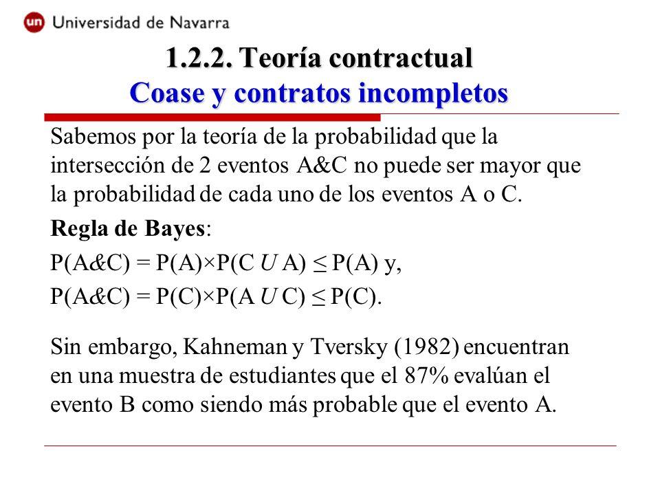 Sabemos por la teoría de la probabilidad que la intersección de 2 eventos A&C no puede ser mayor que la probabilidad de cada uno de los eventos A o C.