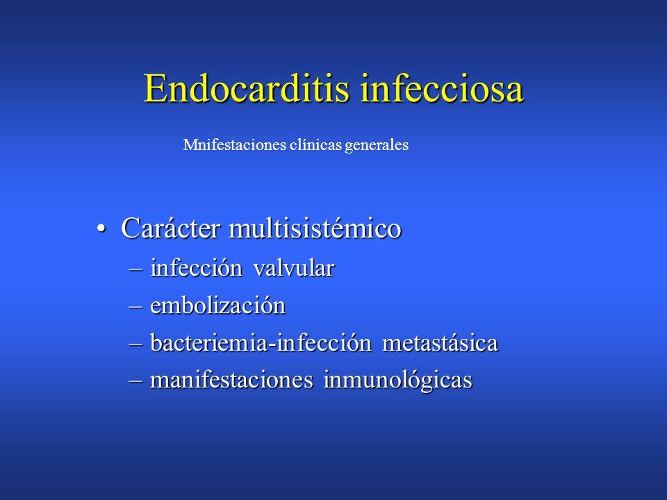 Lesión endotelial Agregación plaquetar ETA colonización Endocarditis infecciosa (vegetación) Endocarditis infecciosa Bacteriemia Velo valvular cicatri