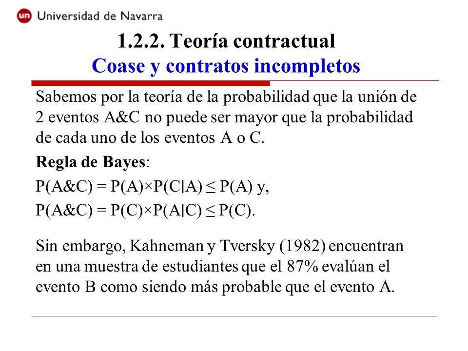 Sabemos por la teoría de la probabilidad que la unión de 2 eventos A&C no puede ser mayor que la probabilidad de cada uno de los eventos A o C. Regla