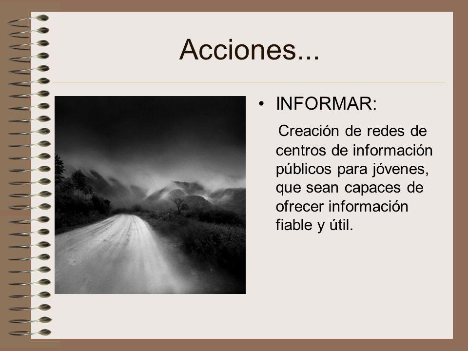 Acciones...