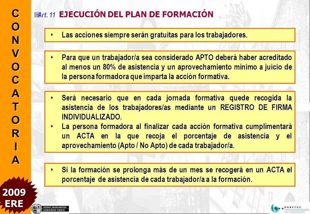 Art. 10 ABONO DE LAS AYUDAS (PARA LA EMPRESA) Procedimiento de pago: Procedimiento de pago: Un primer pago de hasta el 60% de la ayuda. Un primer pago