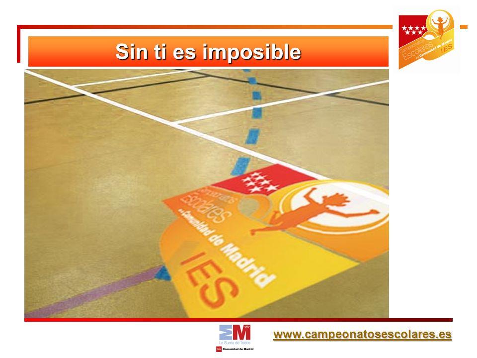 Sin ti es imposible