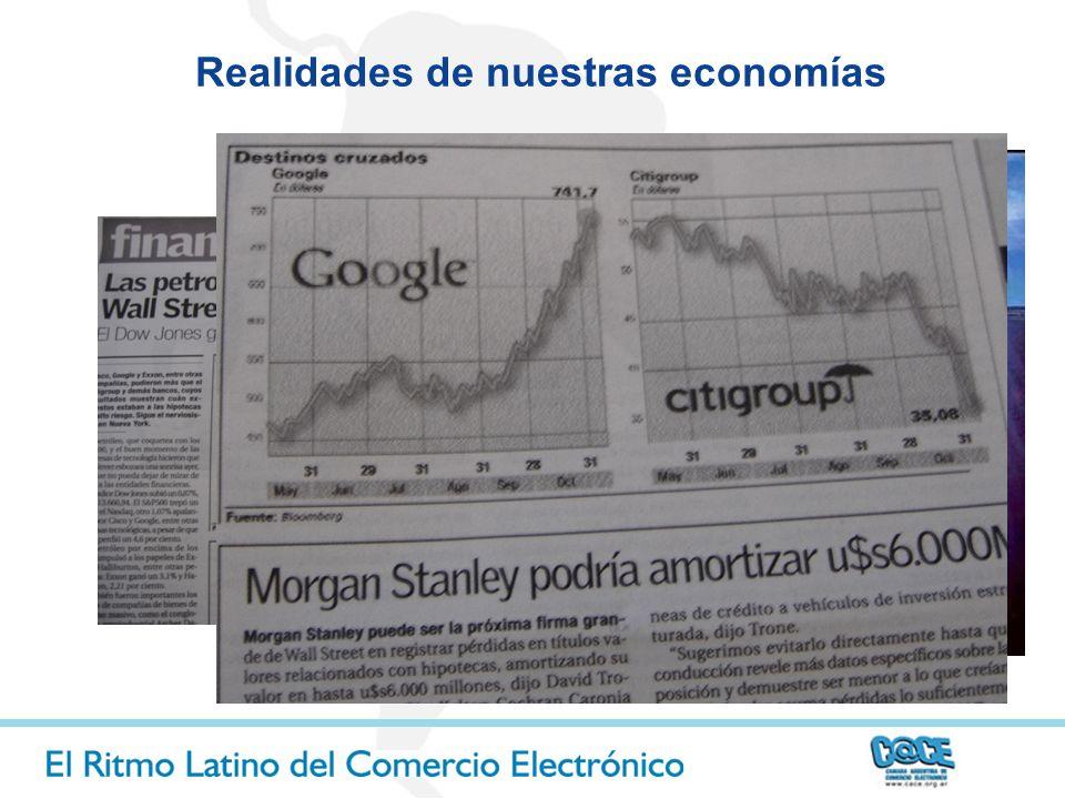 Realidades de nuestras economías