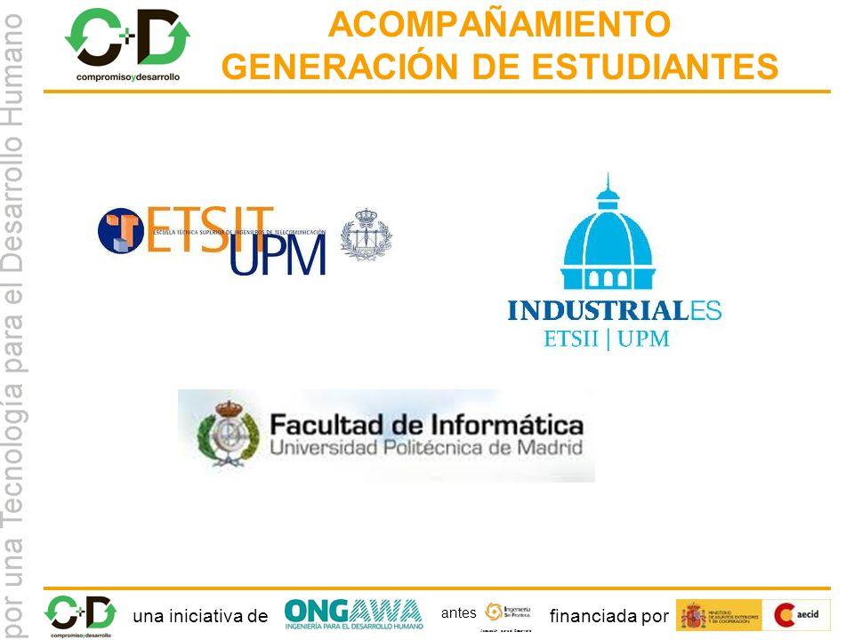 una iniciativa definanciada por Asociación para el Desarrollo antes ACOMPAÑAMIENTO GENERACIÓN DE ESTUDIANTES