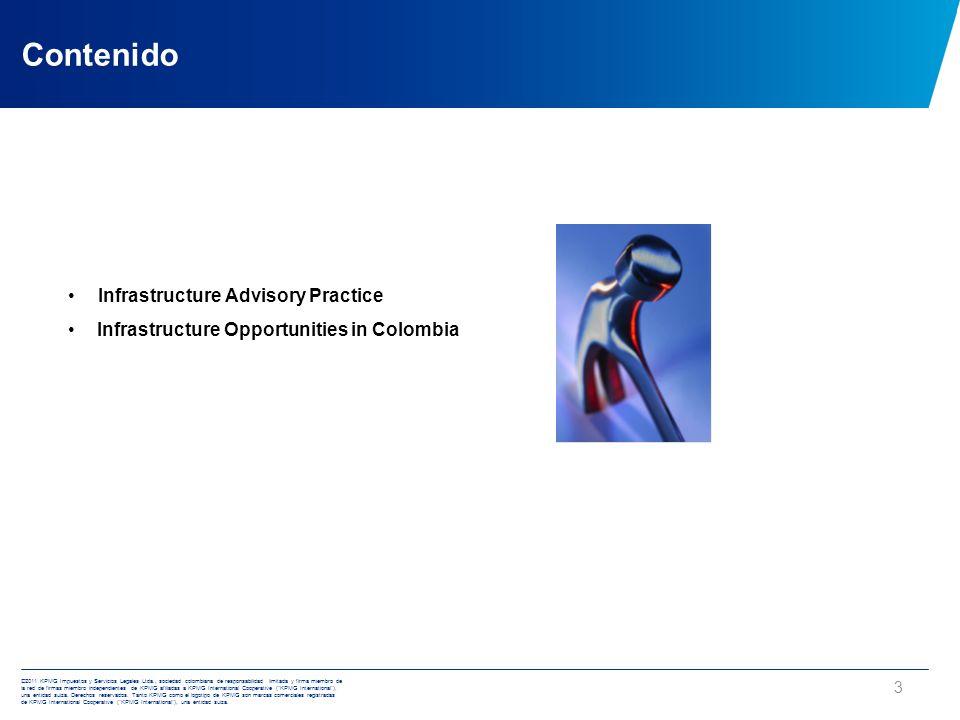 ©2011 KPMG Impuestos y Servicios Legales Ltda., sociedad colombiana de responsabilidad limitada y firma miembro de la red de firmas miembro independientes de KPMG afiliadas a KPMG International Cooperative (KPMG International), una entidad suiza.