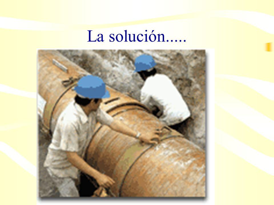 La solución.....