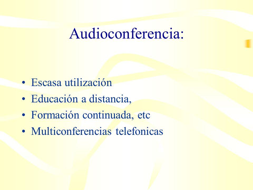 Textoconferencia talk, internet relay chat IRC http://doctorado.uninet.edu/2002/cinet/irc.html –La tecnofilia –La tecnofobia