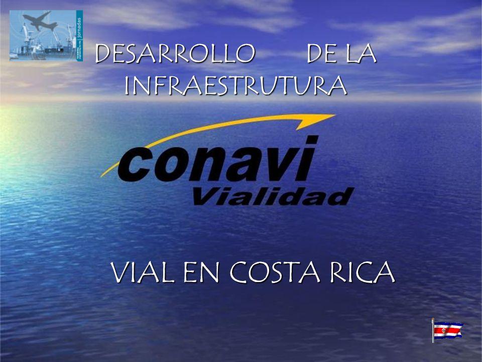 DESARROLLO DE LA INFRAESTRUTURA VIAL EN COSTA RICA