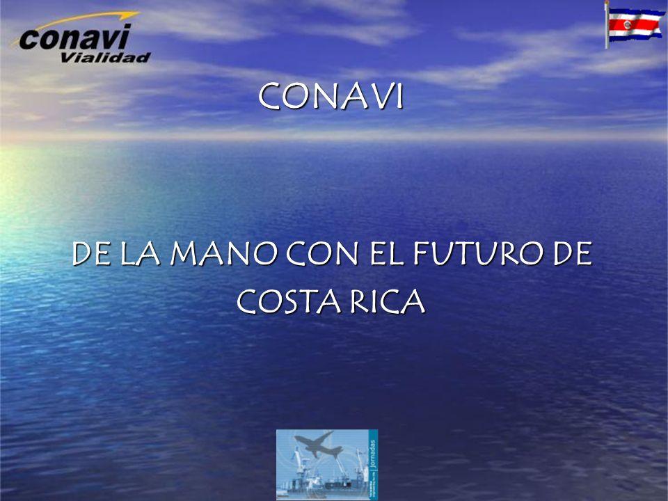 CONAVI DE LA MANO CON EL FUTURO DE COSTA RICA