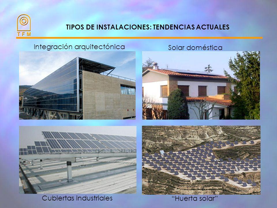 Todo ello hace de la fotovoltaica un objeto de especial atención y promoción en el conjunto de las energías renovables RD 436/04 RD 661/07 Sustituye a