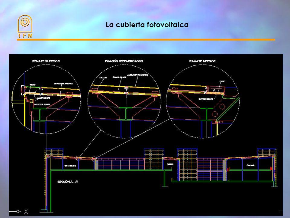 Elementos híbridos prefabricados: Montaje y detalles Obertura de la piel interior Sección del perfil principal Montaje en fábrica