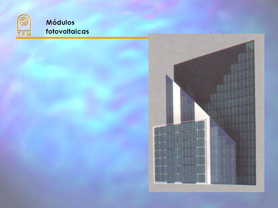 Dónde integrar FV en los edificios.