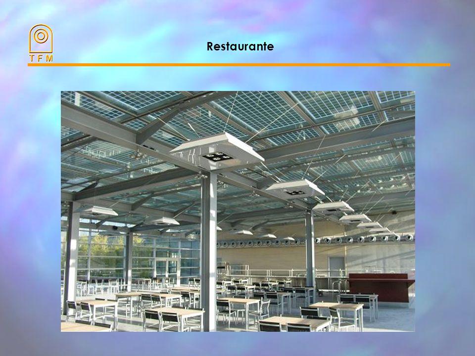 La cubierta semitransparente fotovoltaica