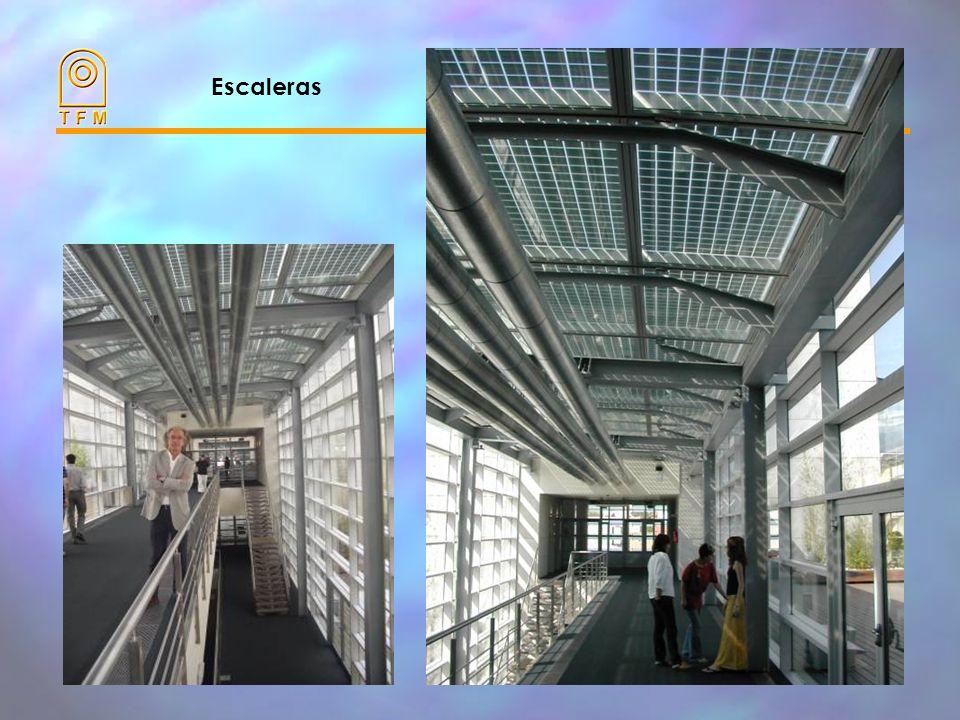Fachada externa y encuentro con la cubierta