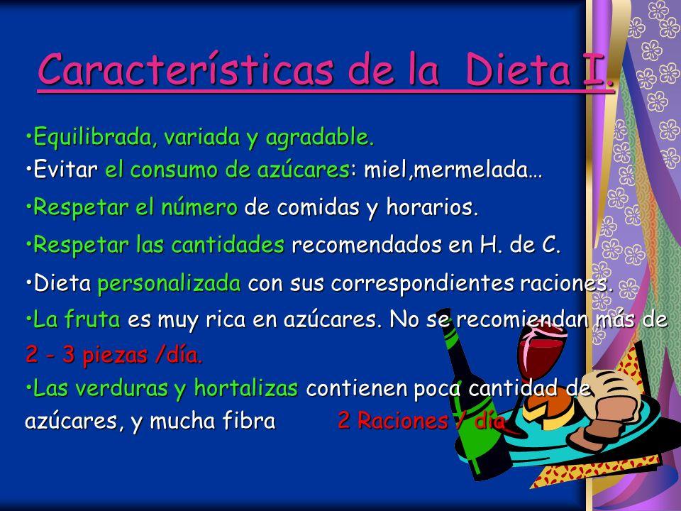 Ingesta Diaria. Proporción entre F. Insoluble/ F. Soluble 3:1 DESAYUNO: Cereales, fruta, mermelada. ALMUERZO y CENA: Incrementar la verdura. sopas de