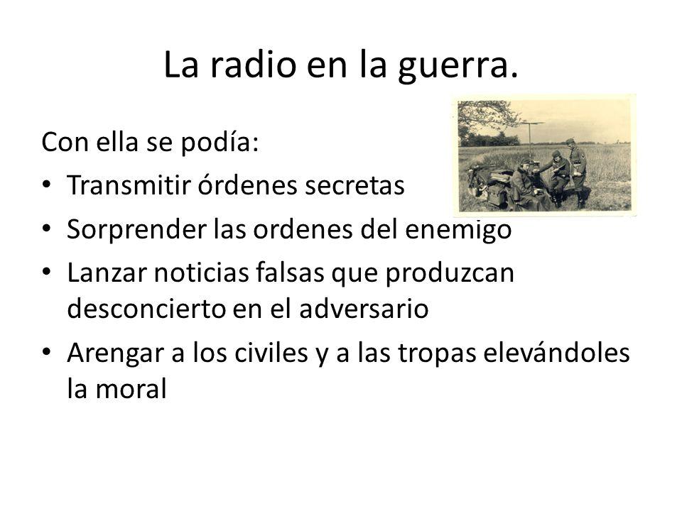 La Guerra Civil Española (1936-1939) La 2º Guerra Mundial (1939-1945)