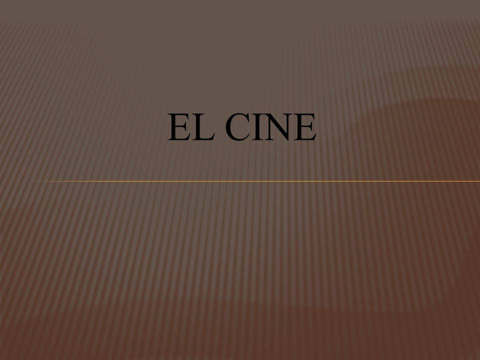 El cine de los años 90 El cine en Europa ¿ Que le esta pasando al cine hoy en día .