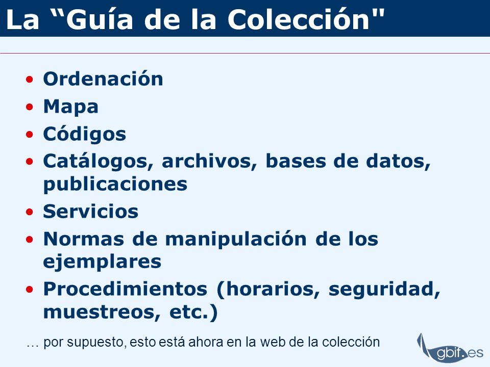 La Guía de la Colección