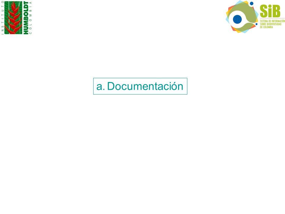a.Documentación