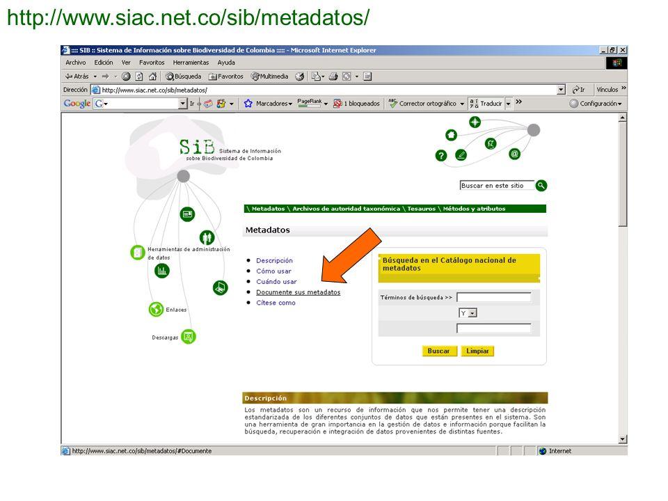 http://www.siac.net.co/sib/metadatos/