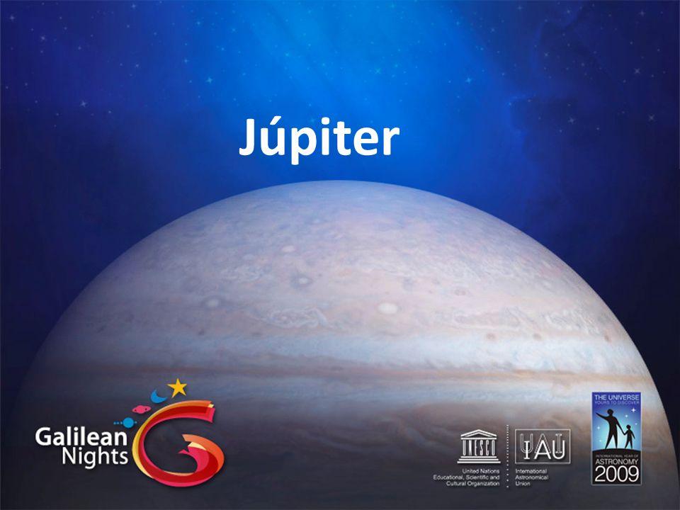 Las primeras observaciones Uno de los objetos más brillantes del cielo nocturno, Júpiter ha sido observado desde la antiguedad y asociado a creencias religiosas y mitológicas de muchas culturas.